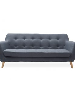 Sofá Nordic Vintage - Azul Jeans