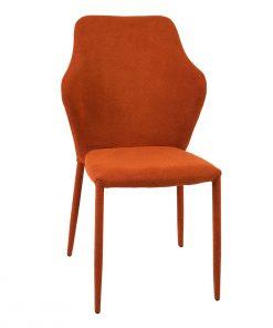 Cadeira Tecido Laranja (M4)